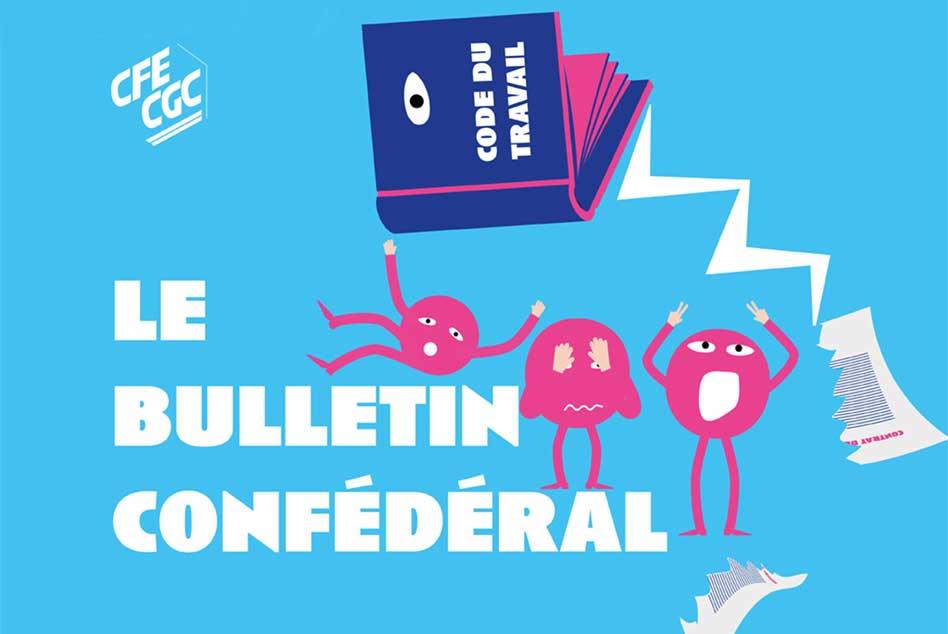 Le bulletin confédéral n°57