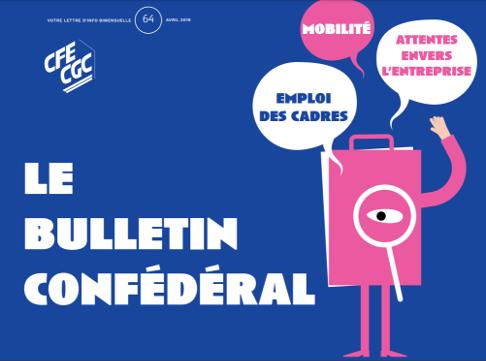 Bulletin Confédéral n° 64