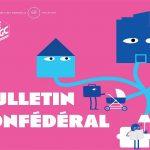 Le bulletin confédéral n°68 de la CFE-CGC